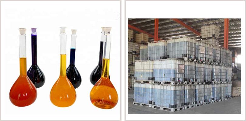 yellow liquid dye manufacturer