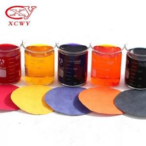 Papierpulp kleurstof