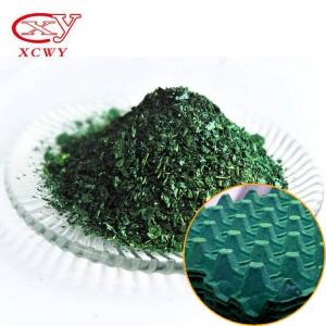 Green Egg Tray Dye