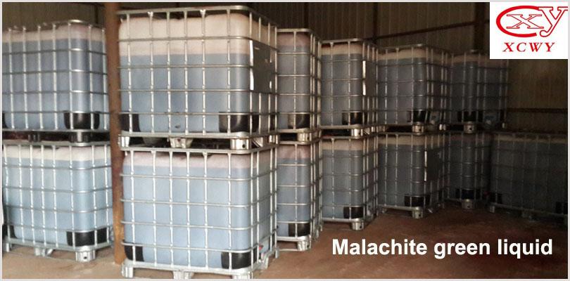 malachite-green-liquid
