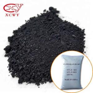 Sulphur Black 200