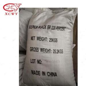 Sulphur Black Grains