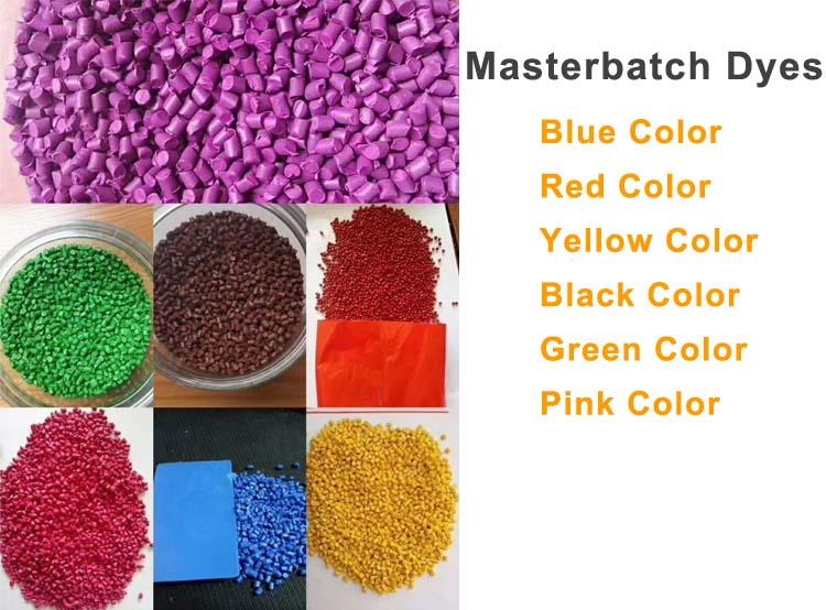 masterbatch dyes