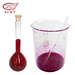 Liquid Red Dye