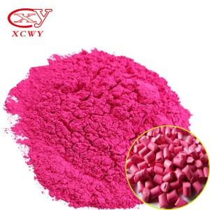 Pink Masterbatch Dyes